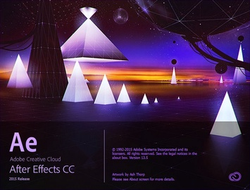 Adobe After Effects CC 1Y Electronic Licence