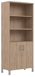 Skyland Born Office Cabinet B 430.2 90х45х205.4cm Oak