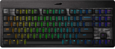 Клавиатура Mountain Everest Core Cherry MX Red EN, черный