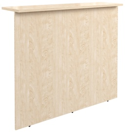 Skyland Dex DMS 120 Reception Desk Tiara Beech