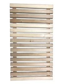 Sauna Floor Grate 500x900mm Alder