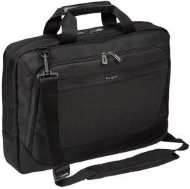 Сумка для ноутбука Targus, черный/серый, 15.6″