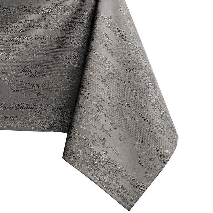 Скатерть AmeliaHome Vesta HMD Cocoa, 120x160 см