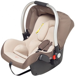 Britton Car Seat BabyWay Plus Chocolate Brown