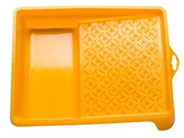 """Värvivann kollane 6"""" Hardy 50x38cm"""