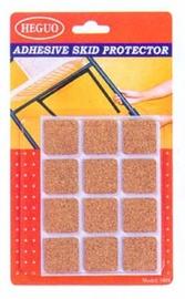 Kamštiniai baldų padukai Vagner SDH CP-15, 25 mm, 12 vnt
