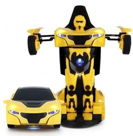 Žaislinis automobilis - robotas Rastar Police 1:32 61800