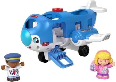 Фигурка-игрушка Fisher Price Little People GXR91