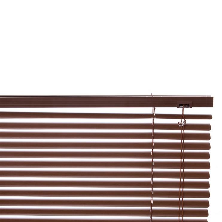 PVC žaliuzės Futura, 25 mm, 80 cm x 130 cm