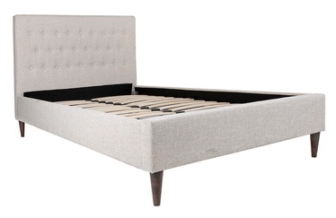 Home4you Emilia Bed 140x200 Beige