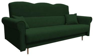 Dīvāngulta Idzczak Meble Karolina Avra 12 Green, 216 x 105 x 101 cm