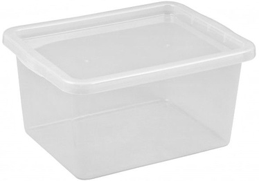 Plast Team Basic Box with Lid 430x216x330mm