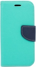Telone Fancy Diary Bookstand Case For Sony Xperia X/X Dual Light Blue/Blue