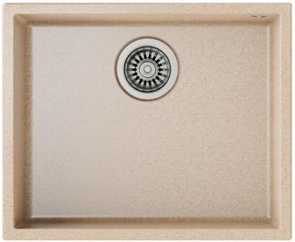 Teka Square 50.40 TG Sink Beige