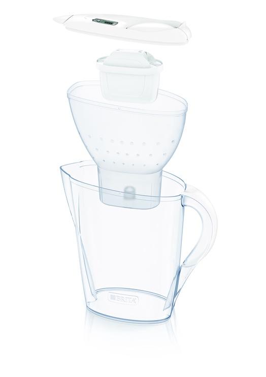 Vandens filtravimo indas BRITA Marella 2.4L memo, baltas