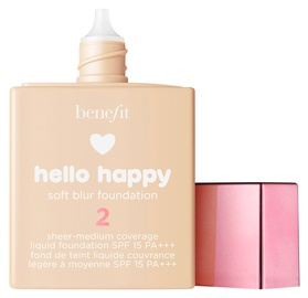 Benefit Hello Happy Soft Blur Foundation SPF15 30ml 02