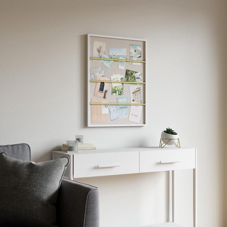 Umbra Tucker Wall Photo Frame White