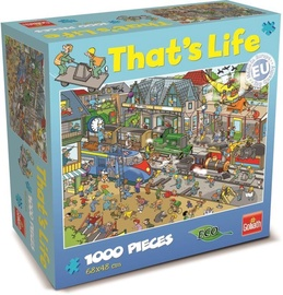 Goliath Thats Life Puzzle Train Station 1000pcs