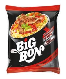 Makaronai Big Bon, jautienos skonio su pomidorais ir bazilikais, 75 g
