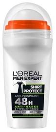 L´Oreal Paris Men Roll On Shirt Protect Deodorant 50ml