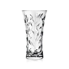 Krištolinė vaza, 10 x 25 cm