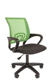 Офисный стул Chairman 696 LT, черный/зеленый
