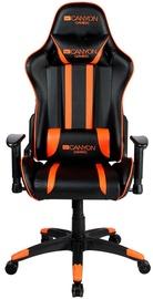 Игровое кресло Canyon Fobos CND-SGCH3 Black/Orange