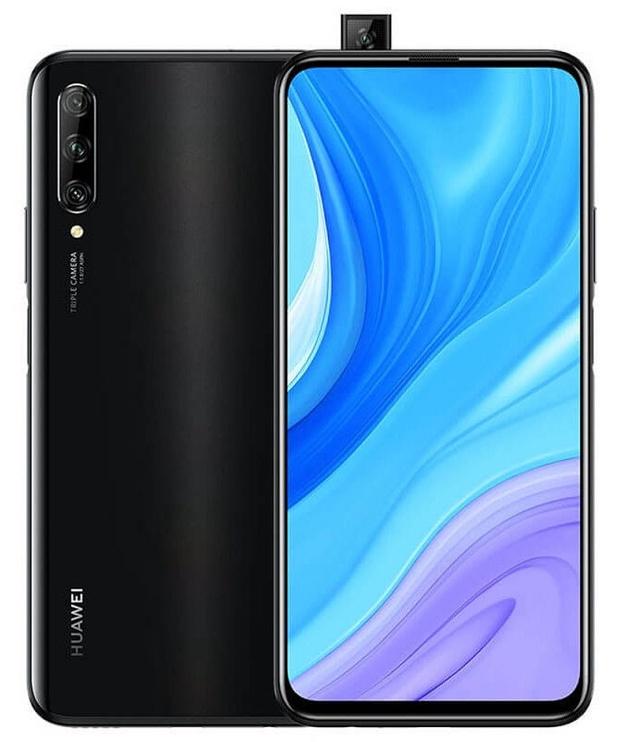 Išmanus telefonas Huawei P Smart Pro 2019 Black