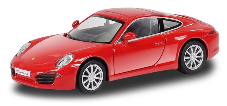Žaislinė mašinėlė RMZ city, Porsche 911 554010
