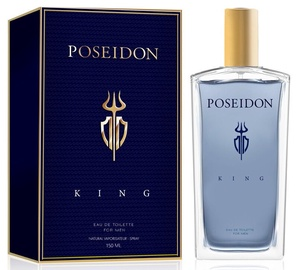 Tualetes ūdens Instituto Español Poseidon The King 150ml EDT