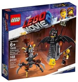 KONSTRUKTOR LEGO MOVIE 70836