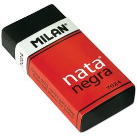Milan Eraser 7024 Nata Negra Soft Black
