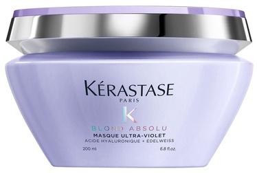 Kaukė plaukams Kerastase Blond Absolu Bain Ultra-Violet, 200 ml