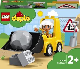 Конструктор LEGO Duplo Бульдозер 10930, 10 шт.