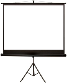 Projektoriaus ekranas 4World Tripod Projector Screen 203x152 Matt White