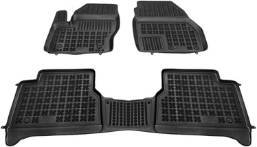 REZAW-PLAST Ford Tourneo Connect II 2013 Rubber Floor Mats
