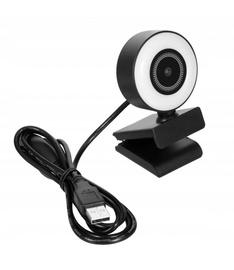 Интернет-камера, белый/черный