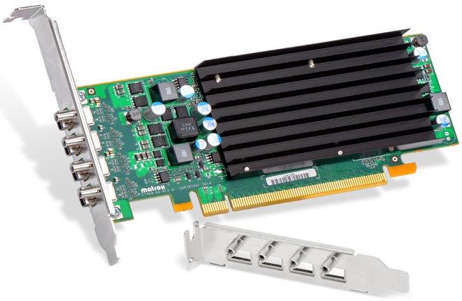Matrox C420 2GB GDDR5 PCIE C420-E2GBLAF