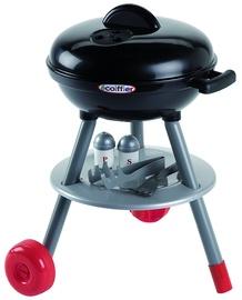 Ecoiffier BBQ Set Black 668
