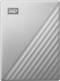 Western Digital My Passport Ultra for Mac USB-C 2TB Silver