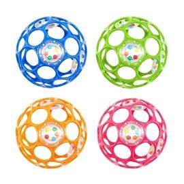 ROTAĻLIETA OBALL RATLLE BALL,81031/11483