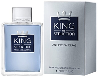 Tualetes ūdens Antonio Banderas King of Seduction 200ml EDT