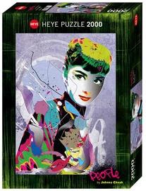 Dėlionė Heye Audrey II, 2000 dalių