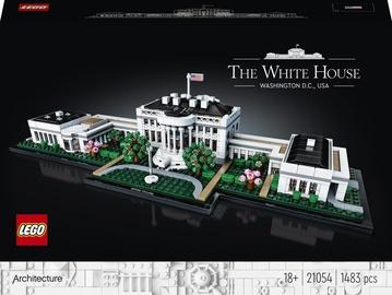 Konstruktor LEGO® Architecture Valge Maja 21054