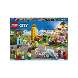 Lego Blocks People pack - fun fair 60234