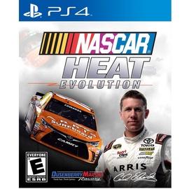 NASCAR Heat Evolution US Version PS4