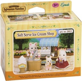 Epoch Sylvanian Families Soft Serve Ice Cream Shop 2811
