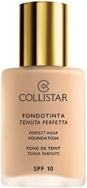 Collistar Perfect Wear Foundation SPF10 30ml 01