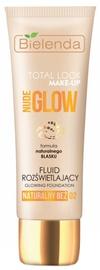 Bielenda Total Look Make-Up Illuminating Fluid Foundation Nude Glow 30ml 02