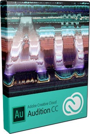 Adobe Audition CC 1Y Electronic Licence